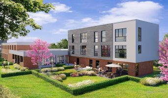 Saint-André-lez-Lille programme immobilier neuve « Le Domaine d'Hestia - Villa Artémis »  (3)