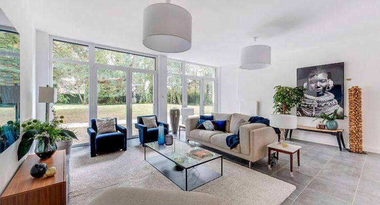Photo du Résidence « Le Domaine d'Hestia - Villa Artémis » programme immobilier à rénover en Loi Pinel ancien à Saint-André-lez-Lille