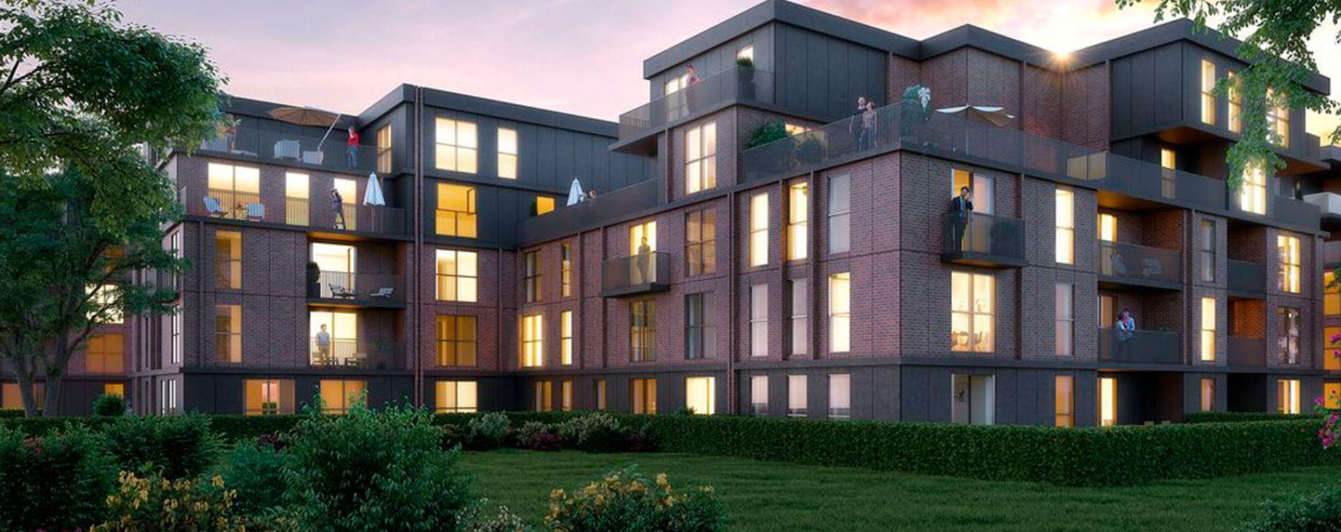 Résidence Le domaine d'Hestia - Villa Cronos à Saint-André-lez-Lille
