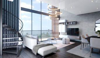 Saint-André-lez-Lille : programme immobilier neuf « Le domaine d'Hestia - Villa Cronos » en Loi Pinel