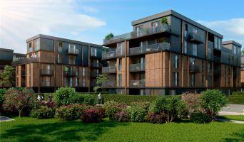 Saint-André-lez-Lille programme immobilier neuve « Le domaine d'Hestia - Villa Cronos » en Loi Pinel  (2)