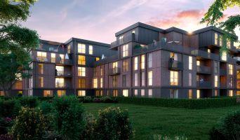 Saint-André-lez-Lille programme immobilier neuve « Le domaine d'Hestia - Villa Cronos » en Loi Pinel  (3)