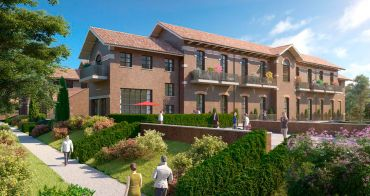 Saint-André-lez-Lille : programme immobilier à rénover « Le Domaine d'Hestia - Villa Héra » en Loi Pinel ancien