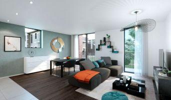 Saint-André-lez-Lille programme immobilier à rénover « Le Domaine d'Hestia - Villa Héra » en Loi Pinel ancien  (2)