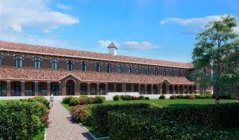 Saint-André-lez-Lille programme immobilier à rénover « Le Domaine d'Hestia - Villa Héra » en Loi Pinel ancien  (4)