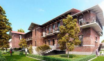 Saint-André-lez-Lille programme immobilier à rénover « Le Domaine d'Hestia - Villa Héra » en Loi Pinel ancien  (5)