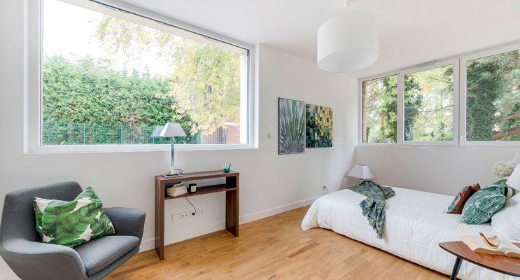 Photo du Résidence « Le Domaine d'Hestia - Villa Priape » programme immobilier à rénover en Loi Pinel ancien à Saint-André-lez-Lille