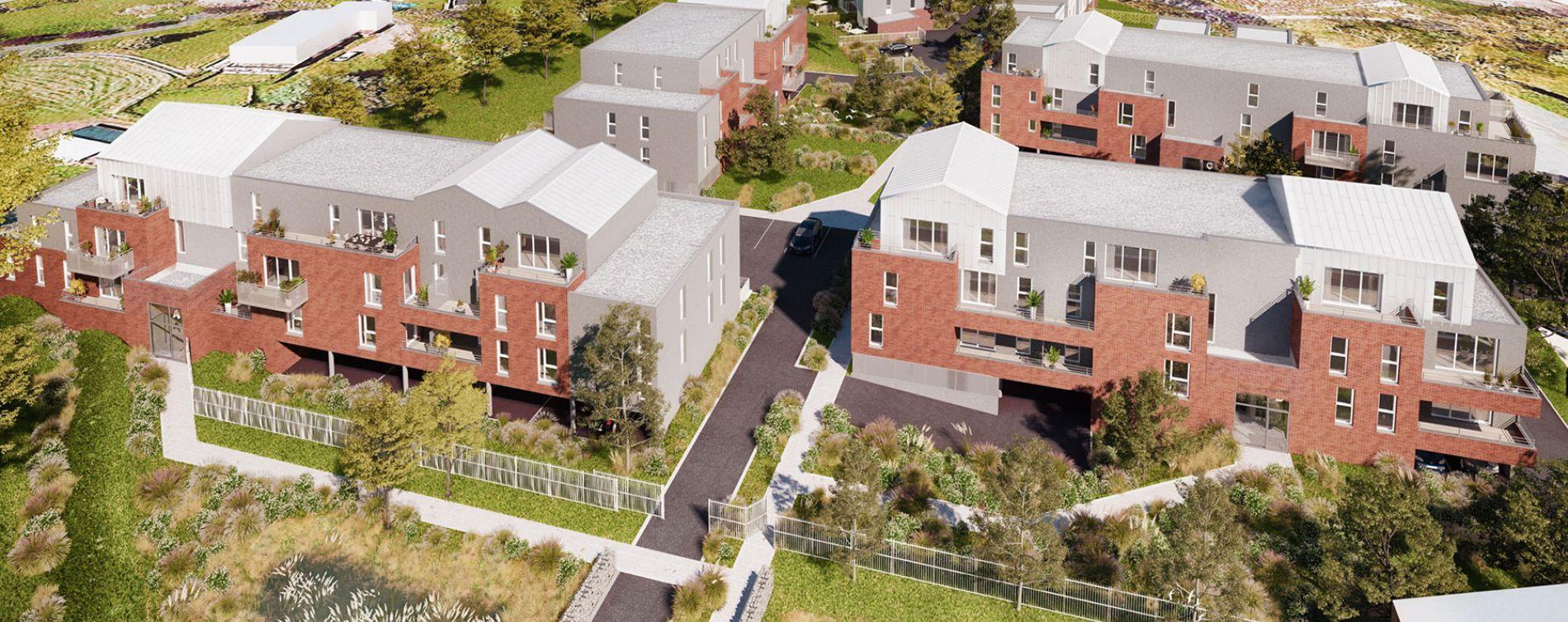 Seclin : programme immobilier neuve « Le Riez » en Loi Pinel (3)