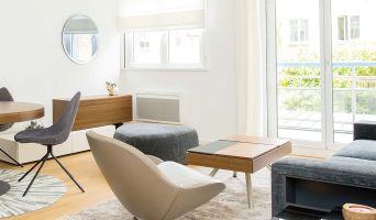 Résidence « Central Parc » programme immobilier neuf à Templeuve n°2