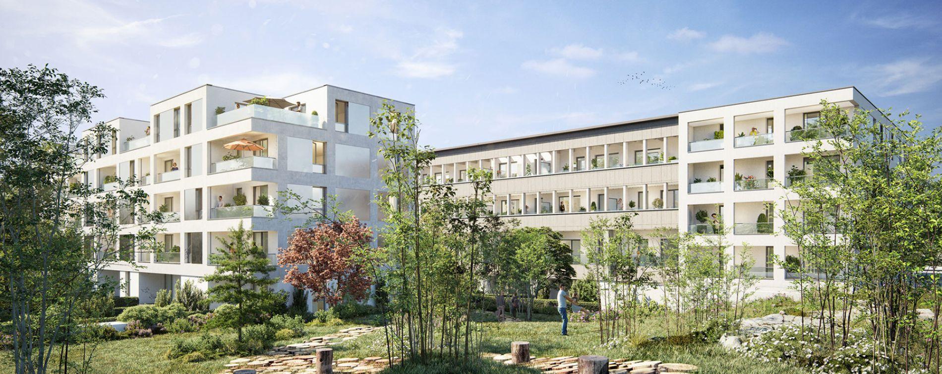 Tourcoing : programme immobilier neuve « 41 Marne » en Loi Pinel