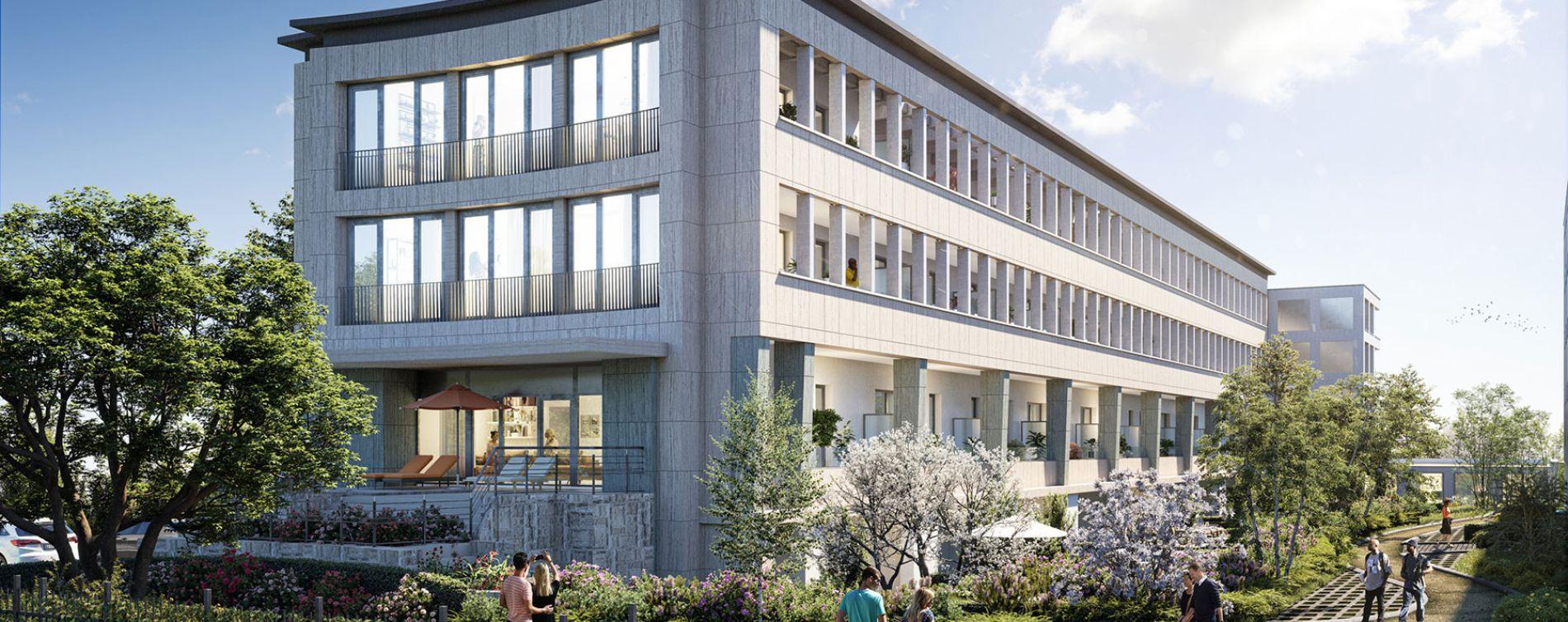 Tourcoing : programme immobilier neuve « 41 Marne » en Loi Pinel (3)
