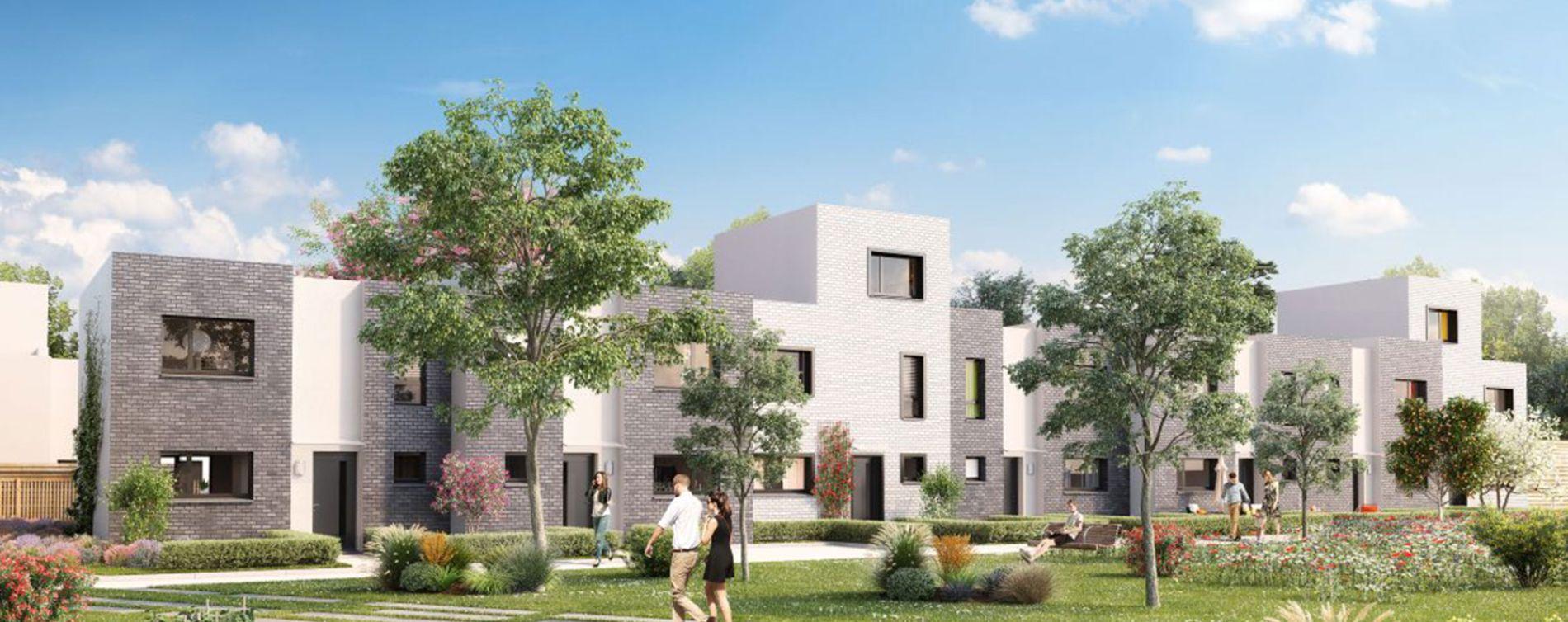 Tourcoing : programme immobilier neuve « Beau Séjour » en Loi Pinel