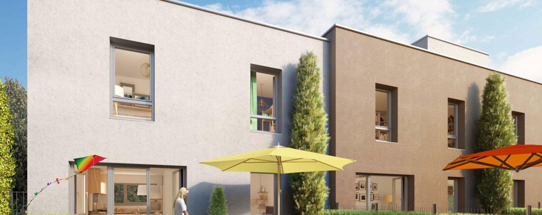 Tourcoing : programme immobilier neuve « Beau Séjour » en Loi Pinel (2)