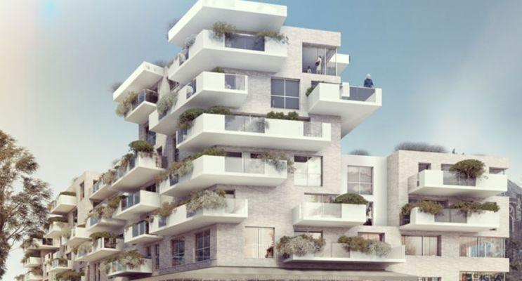 Photo du Résidence « Equinox » programme immobilier neuf en Loi Pinel à Tourcoing
