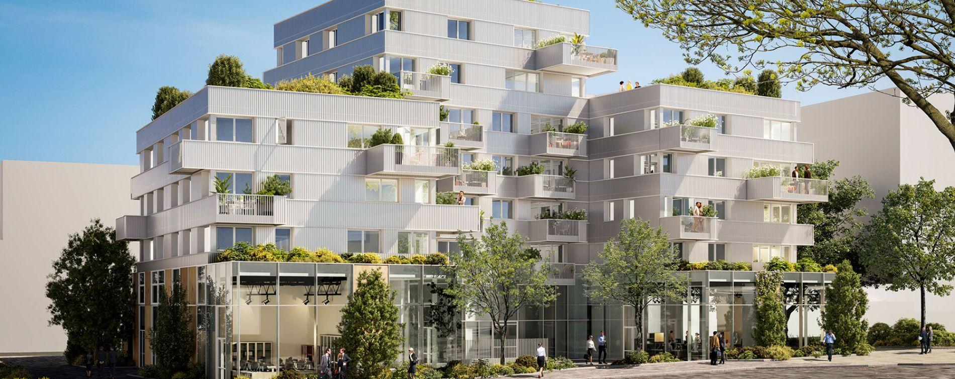 Tourcoing : programme immobilier neuve « Flow » en Loi Pinel (4)