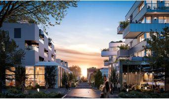 Photo du Résidence « Flow » programme immobilier neuf en Loi Pinel à Tourcoing