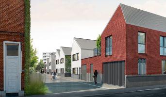 Photo n°3 du Résidence « La Créative » programme immobilier neuf en Loi Pinel à Tourcoing