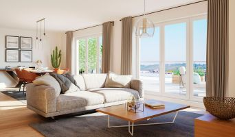 Tourcoing programme immobilier neuve « Le Carré Gambetta » en Loi Pinel  (3)