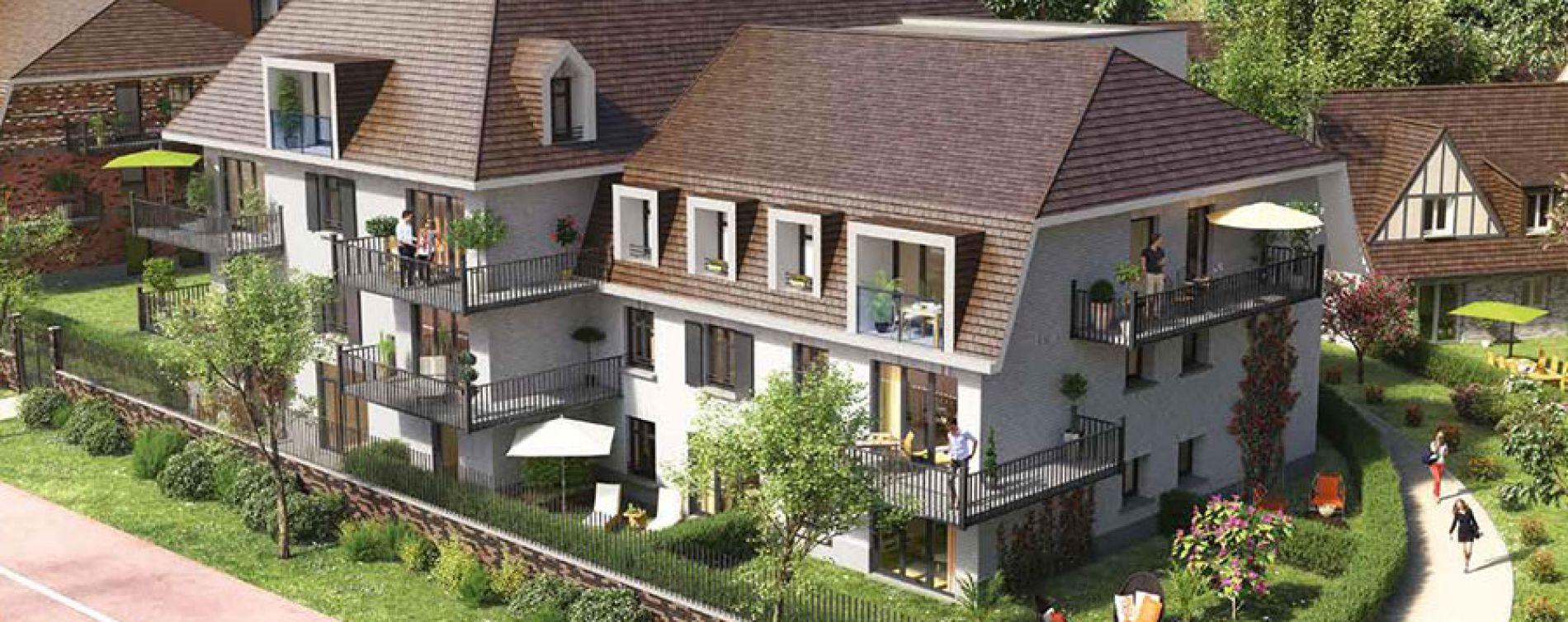 Résidence Les Villas My'Art à Tourcoing