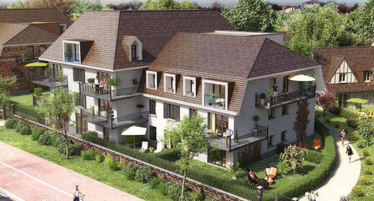 Photo du Résidence « Les Villas My'Art » programme immobilier neuf en Loi Pinel à Tourcoing