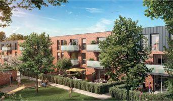 Tourcoing : programme immobilier neuf « Novo » en Loi Pinel