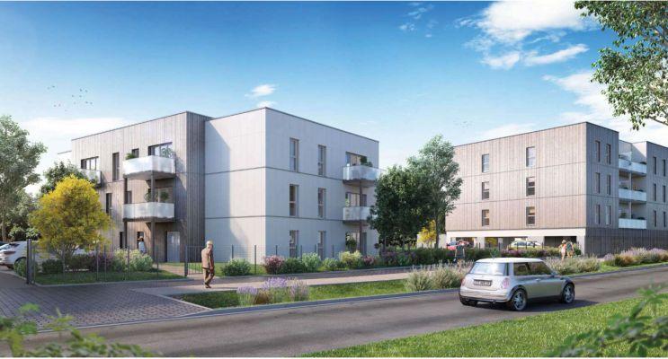 Photo du Résidence « Park Side » programme immobilier neuf en Loi Pinel à Tourcoing