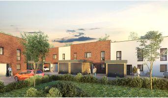 Photo du Résidence « Urban T - Maisons » programme immobilier neuf à Tourcoing