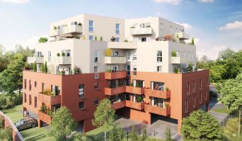 Valenciennes programme immobilier neuf « Allure VALENCIENNES » en Loi Pinel