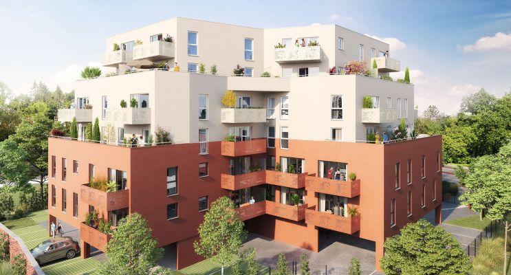 Photo du Résidence « Allure VALENCIENNES » programme immobilier neuf en Loi Pinel à Valenciennes