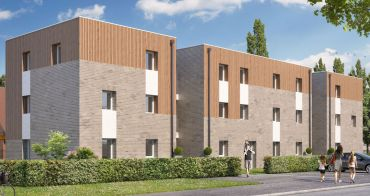 Résidence « Ecrin De Ville - Appartements » (réf. 216020)à Valenciennes, quartier Centre réf. n°216020