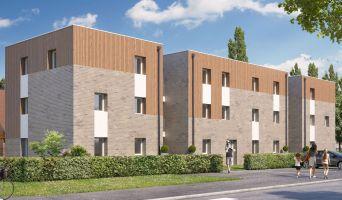 Résidence « Ecrin De Ville - Appartements » programme immobilier neuf en Loi Pinel à Valenciennes