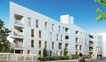 Résidence « Emergence » programme immobilier neuf en Loi Pinel à Valenciennes