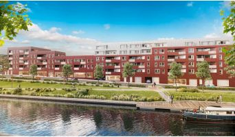 Résidence « Es_Ko » programme immobilier neuf en Loi Pinel à Valenciennes n°1