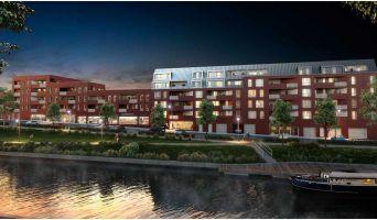 Résidence « Es_Ko » programme immobilier neuf en Loi Pinel à Valenciennes n°2