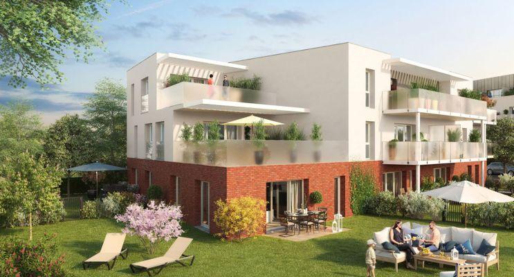 Photo du Résidence « L'Avenue » programme immobilier neuf en Loi Pinel à Valenciennes