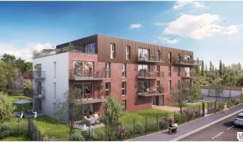 Photo du Résidence « Le Birdie » programme immobilier neuf en Loi Pinel à Valenciennes
