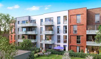 Photo du Résidence « Le Clos Macarez » programme immobilier neuf en Loi Pinel à Valenciennes