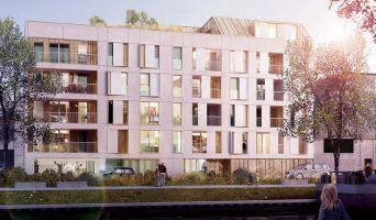 Résidence « Quai 17 » programme immobilier neuf en Loi Pinel à Valenciennes n°1