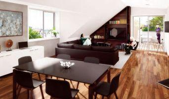 Résidence « Quai 17 » programme immobilier neuf en Loi Pinel à Valenciennes n°2