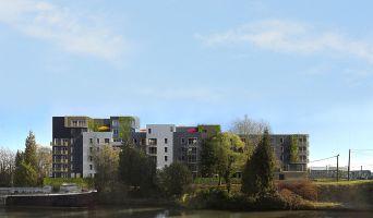 Résidence « Revd'O » programme immobilier neuf en Loi Pinel à Valenciennes n°2