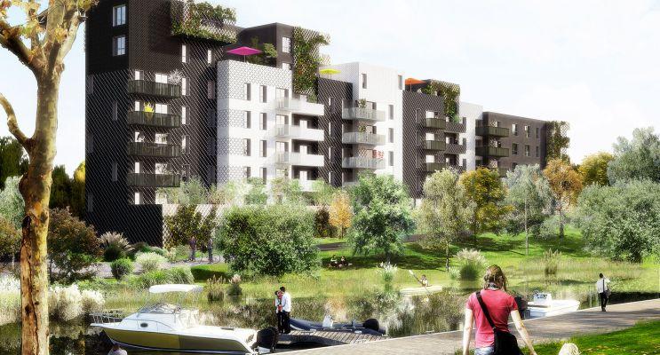 Photo du Résidence « Revd'O » programme immobilier neuf en Loi Pinel à Valenciennes