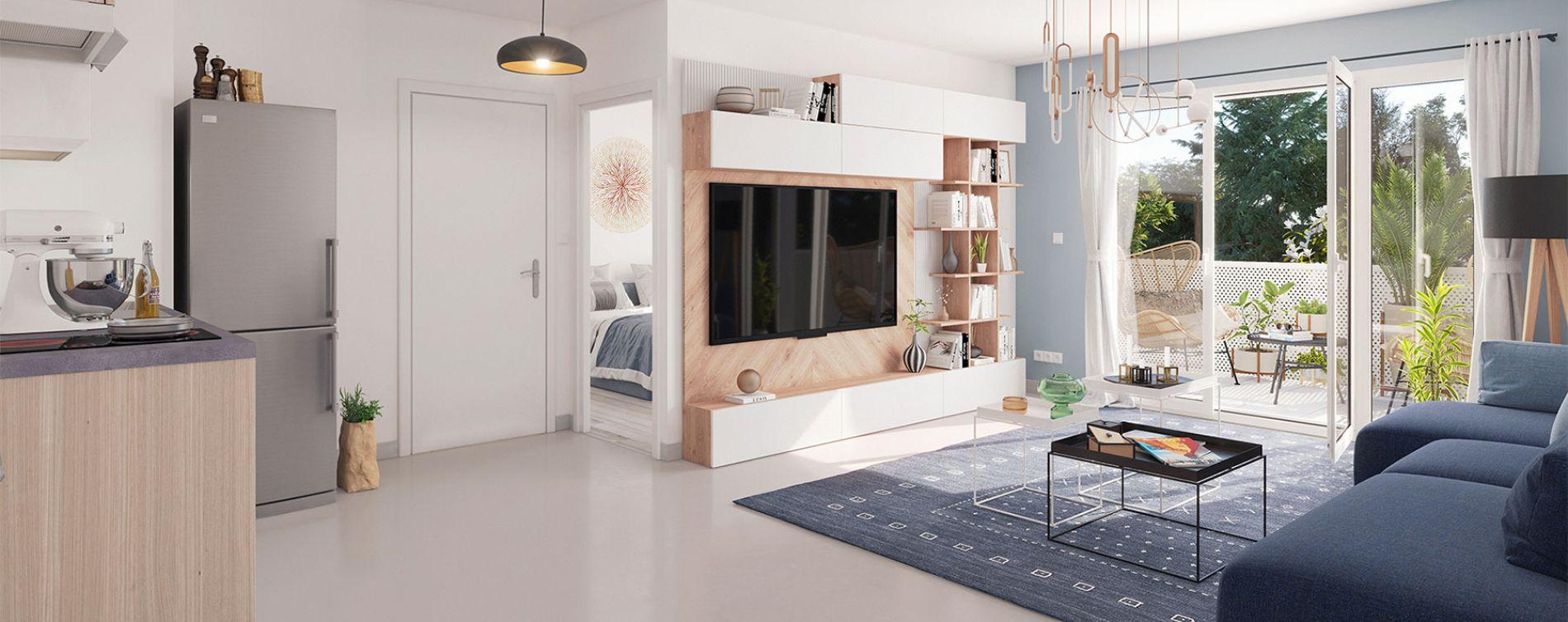 Valenciennes : programme immobilier neuve « Rivéa » (2)