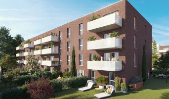 Photo du Résidence « Rivéa » programme immobilier neuf en Loi Pinel à Valenciennes
