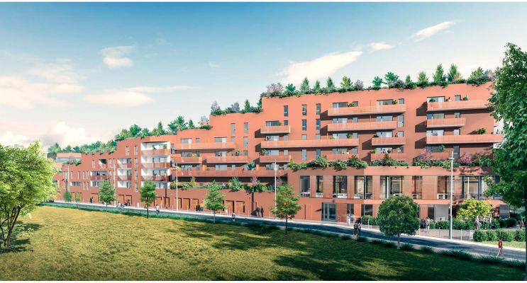 Valenciennes programme immobilier neuf « Terraé » en Loi Pinel