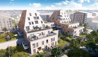 Villeneuve-d'Ascq programme immobilier neuf « L'Etoffe
