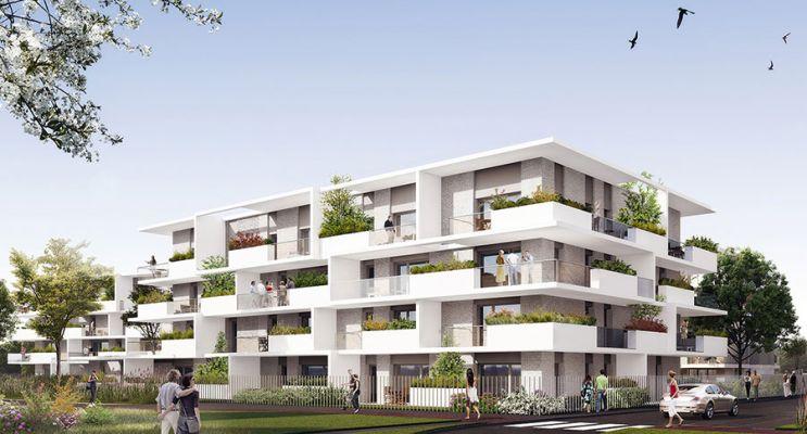 Photo du Résidence « Domaine de Montalembert II » programme immobilier neuf en Loi Pinel à Villeneuve-d'Ascq