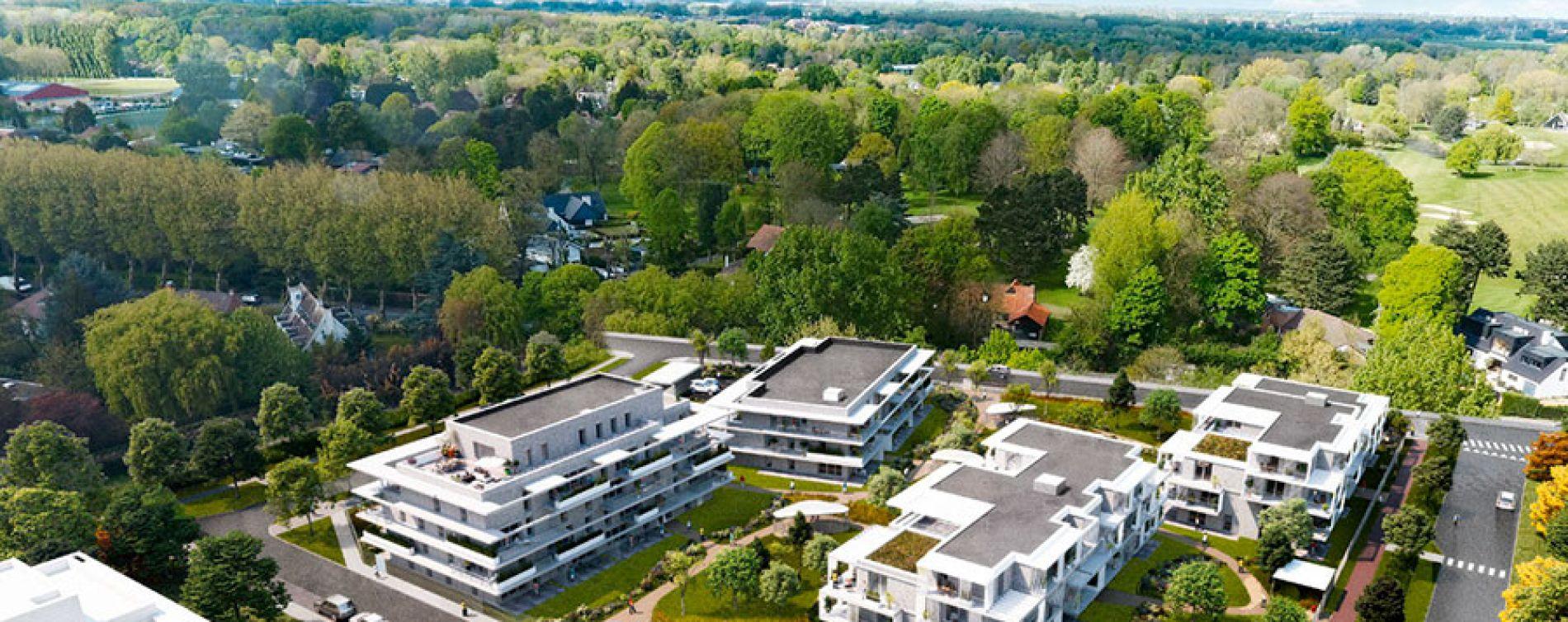 Résidence Domaine de Montalembert à Villeneuve-d'Ascq