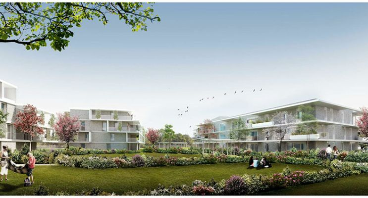 Photo n°2 du Résidence neuf « Domaine De Montalembert »