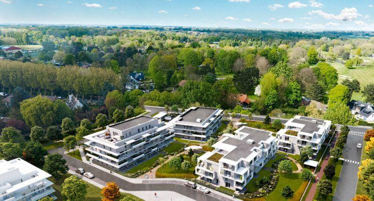 Photo n°5 du Résidence neuf « Domaine De Montalembert »
