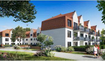 Résidence « La Closeraie » programme immobilier neuf en Loi Pinel à Villeneuve-d'Ascq n°1